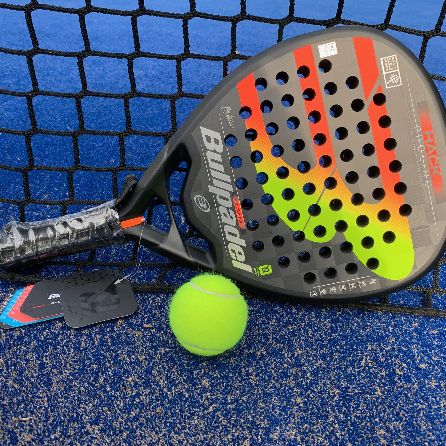 Bullpadel Hack padelracket