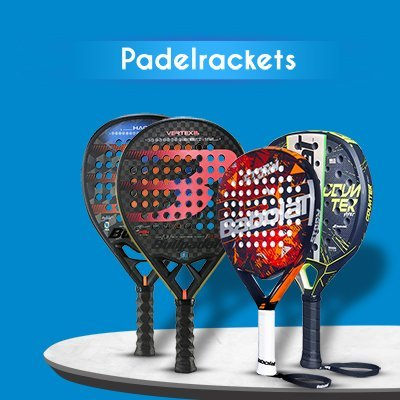 Categorie Padel-rackets