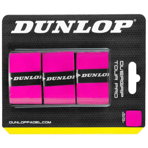 Dunlop Tour Pro Overgrips Roze