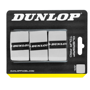 Dunlop Tour Pro Overgrips Wit
