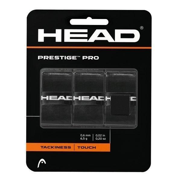 HEAD Padelracket grip zwart